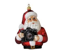 Kerstman camera
